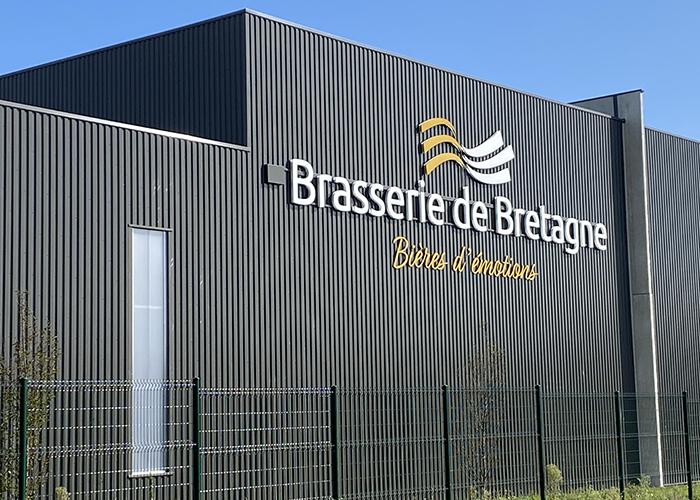 Enseigne Brasserie Bretagne 3