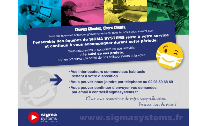 Confinement Sigma Systems ouvert