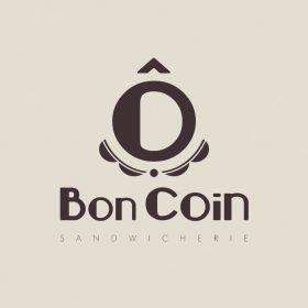 Création de logotype «O bon coin» – Quimper