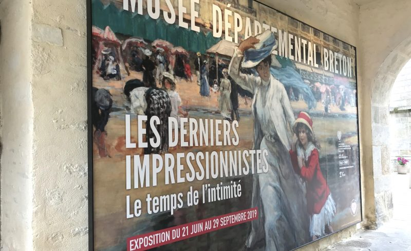 Muséographie Quimper Expo