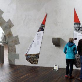 Parcours d'interprétation « Balcons sur la Penfeld » – Brest